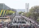 Desfile de 7 de Setembro atrai 20 mil pessoas à Esplanada