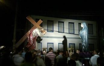 Semana Santa em Ferros: sinônimo de tradição, nesse fim de semana.