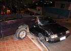 Motorista embriagado é preso após causar acidente