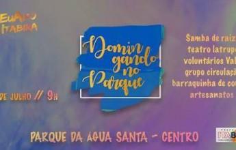 Parque da Água Santa- Centro